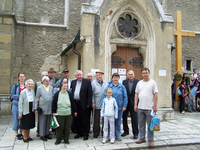 Stretnutie o otcom biskupom Štefanom Sečkom