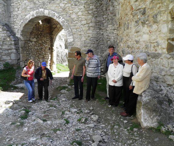 Spišský hrad 2012
