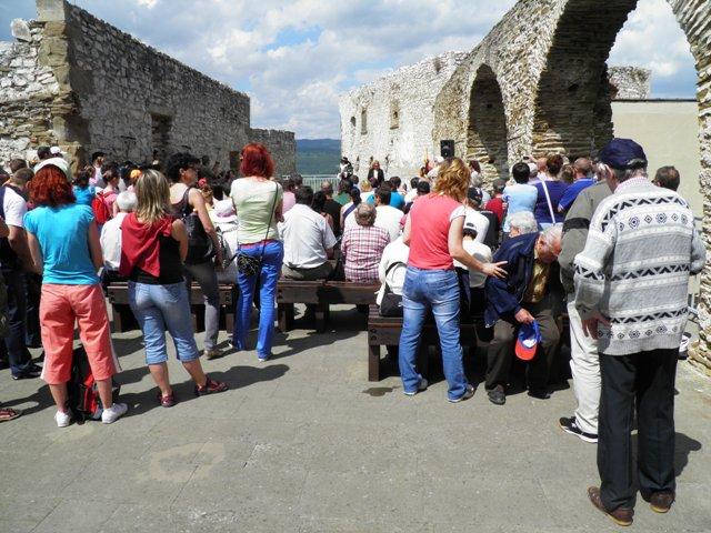 Program počas otvorenia turistickej sezóny 2012